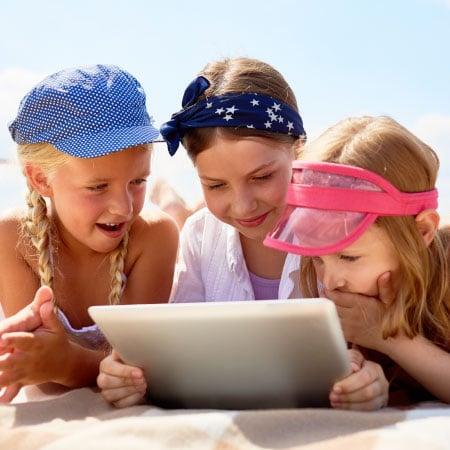 Saiba como aproveitar as férias em casa com as tecnologias, é claro!